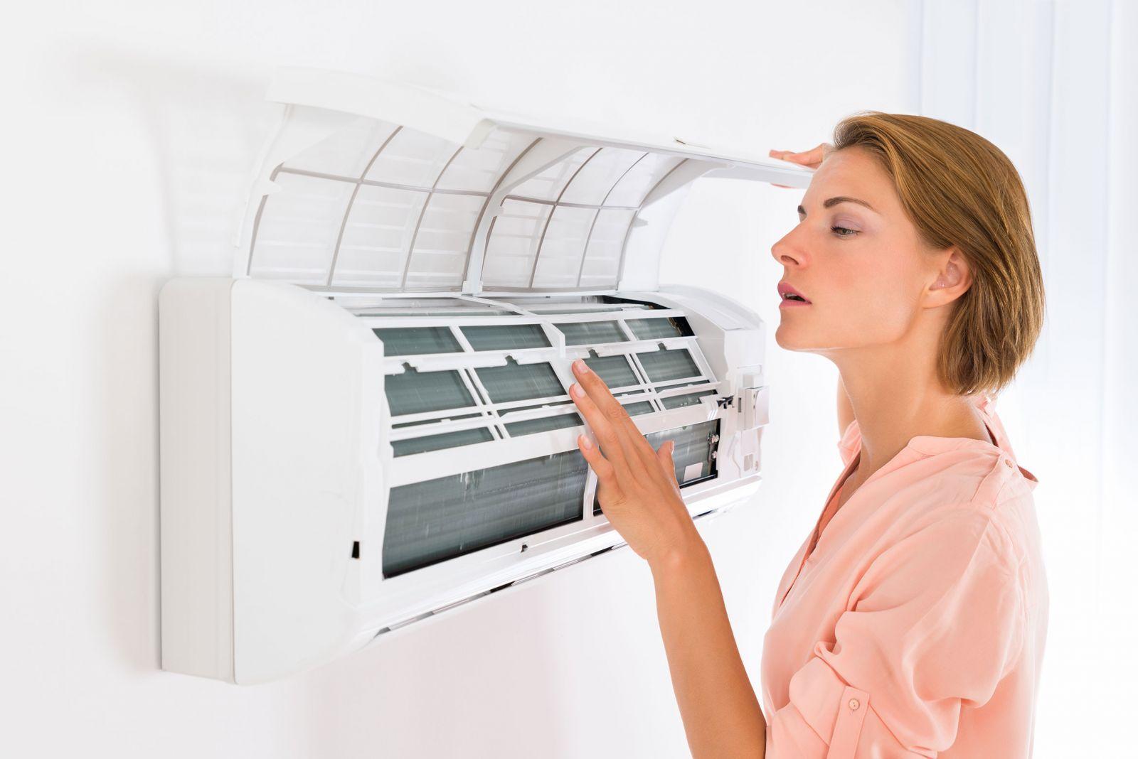 sử dụng máy lạnh đúng cách