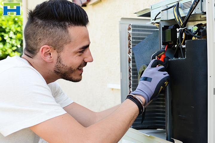 5 bước đơn giản vệ sinh máy lạnh sạch sẽ tại nhà